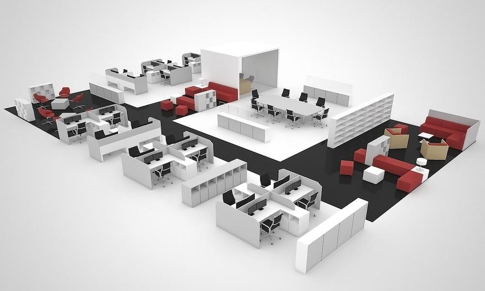 3D Architecture Design Plan