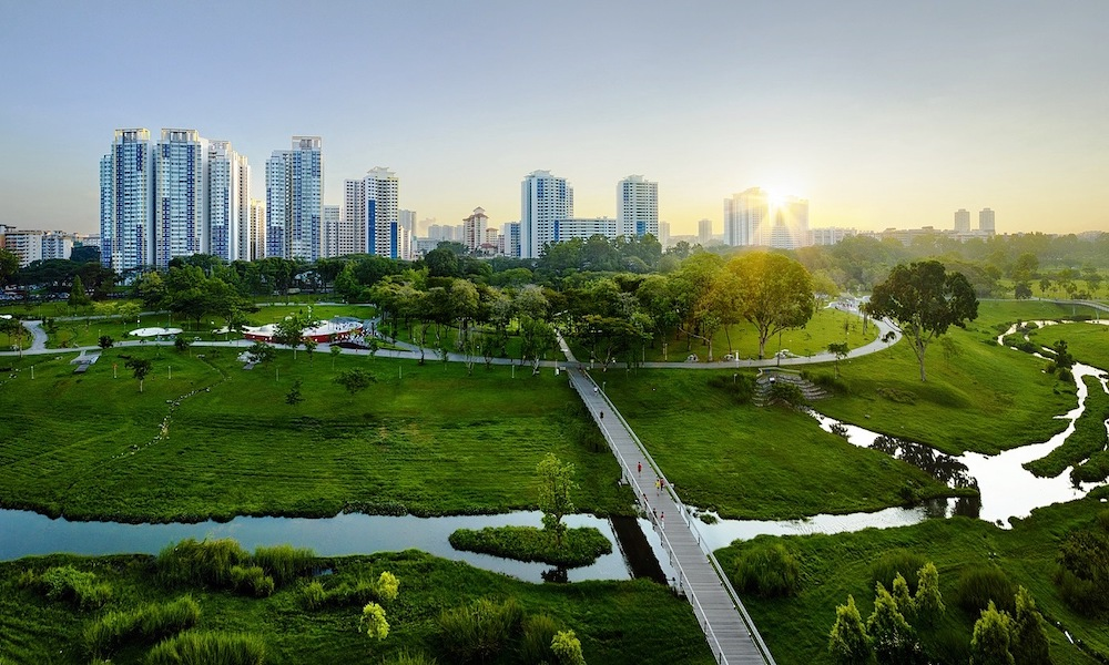 Green & Sustainable City