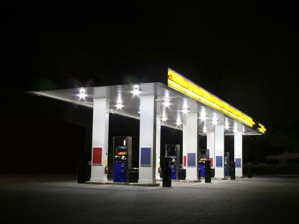 Gas Station Light Deliveries