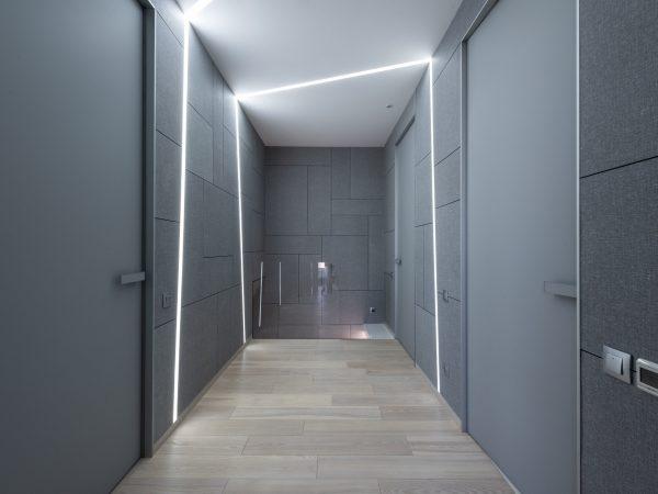 Hotel Hallways Disinfection