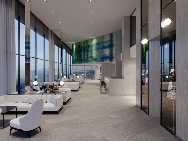 Hotel Open Spaces Disinfection