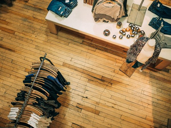 Retail Shops Disinfection