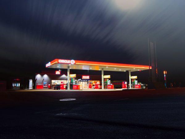 Gas Station Hygiene