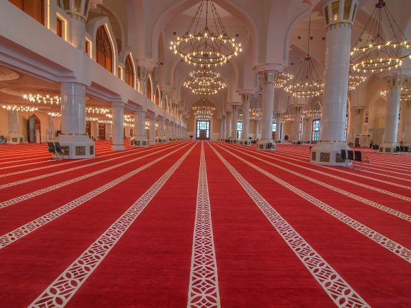 Prayer Halls Hygiene